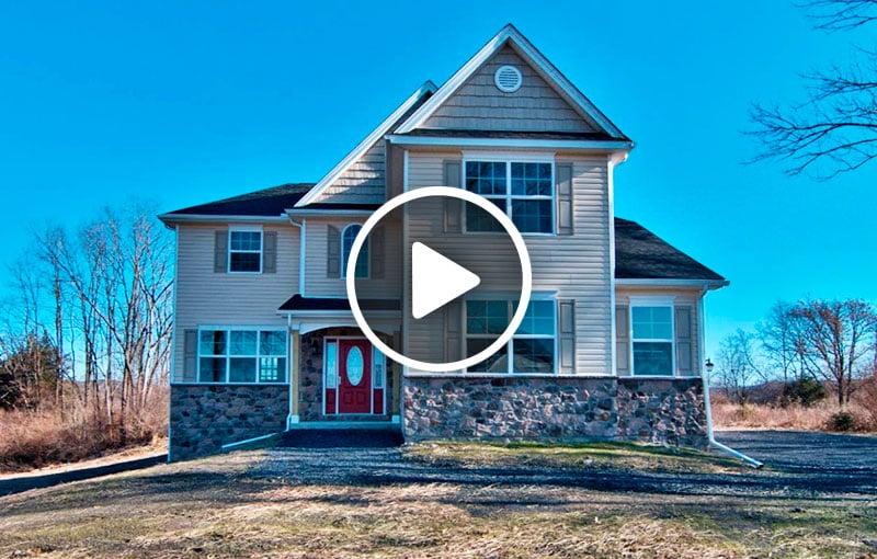 Pocono Builder Home Video Tour