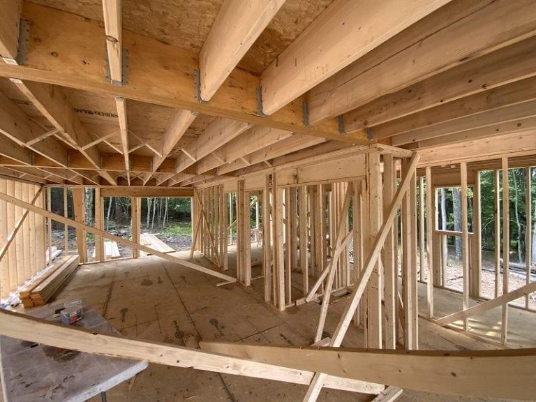 Negron construction interior
