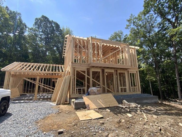 Negront construction front exterior