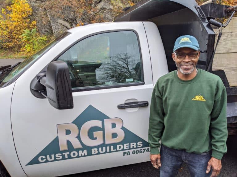 RGB team member Neil Lake
