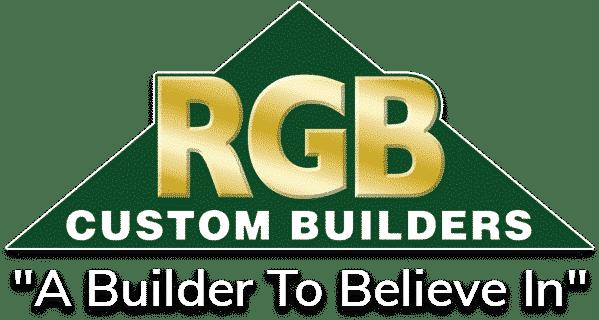 RGB Custom Builders logo