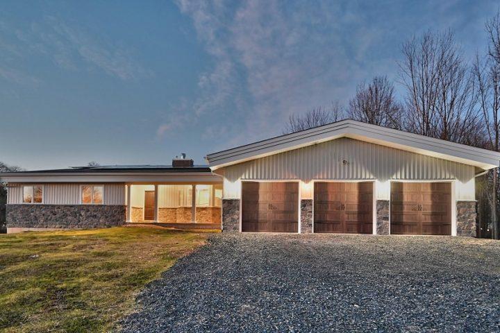 RGB Custom Home front elevation