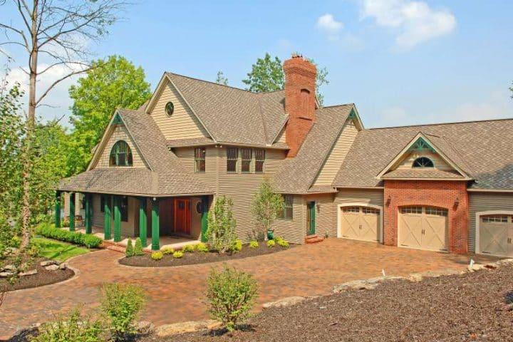 Pocono Home Builder - Award Winning Homes - Brown