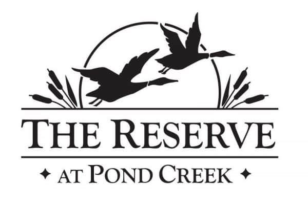 The Reserve at Pond Creek logo