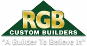 RGB Custom Builders logo